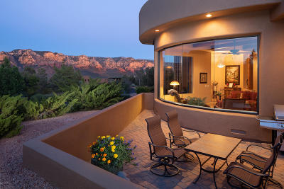 Sedona Single Family Home For Sale: 218 Calle Diamante