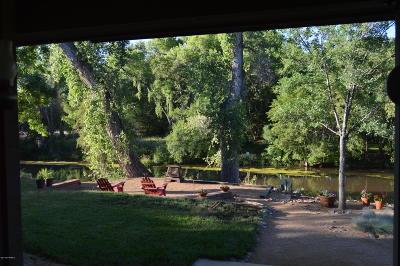 Cornville Single Family Home For Sale: 10515 E Oak Creek Tr