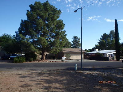 Cottonwood AZ Single Family Home For Sale: $198,900