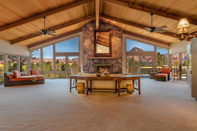 Sedona Single Family Home For Sale: 86 Linda Vista