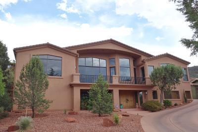 Sedona Single Family Home For Sale: 243 Alexandria Rd