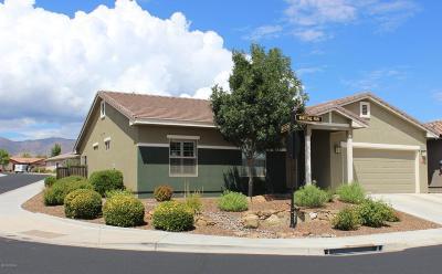 Yavapai County Single Family Home For Sale: 1380 Whitetail Run