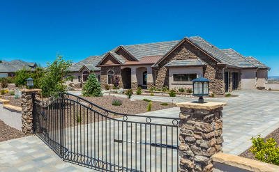Prescott Single Family Home For Sale: 2706 Cape Rock Pass