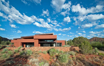 Sedona Single Family Home For Sale: 5 Harvest Lane
