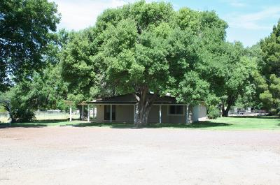 Camp Verde Single Family Home For Sale: 4153 E State Route 260