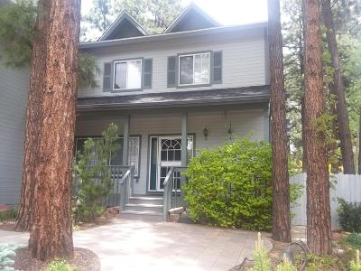 Flagstaff Single Family Home For Sale: 2574 S Highland Mesa Rd