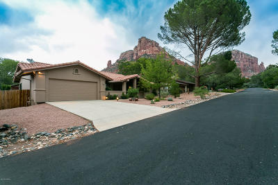 Sedona Single Family Home For Sale: 174 Starlite Drive
