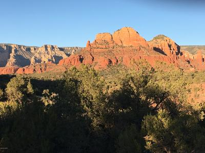 Sedona Residential Lots & Land For Sale: 85 Hilltop Rd