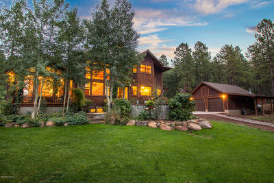 Flagstaff Single Family Home For Sale: 4855 N Primrose Way