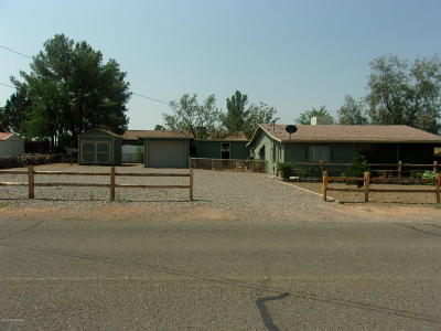 Camp Verde Single Family Home For Sale