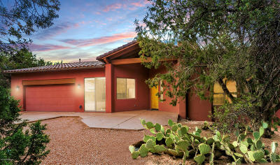 Sedona Single Family Home Pending - Take Backup: 35 Stations W Drive