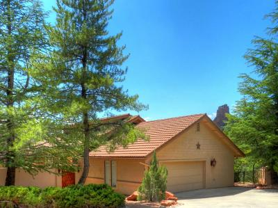 Sedona Single Family Home For Sale: 5 Ponderosa Rd