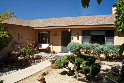 Sedona Single Family Home For Sale: 75 Valley Tr