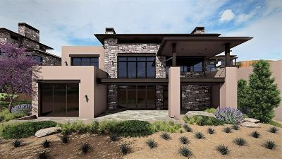 Sedona Single Family Home For Sale: 74 Fay Canyon Road #Lot 15