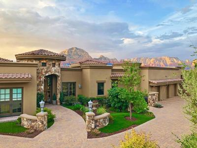 Sedona Single Family Home For Sale: 140 Calle Del Viento