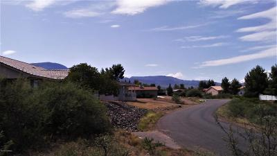 Cottonwood AZ Residential Lots & Land For Sale: $52,500