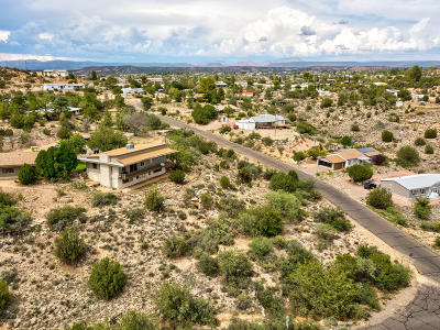 Yavapai County Single Family Home For Sale: 4420 Quail Hollow Rd