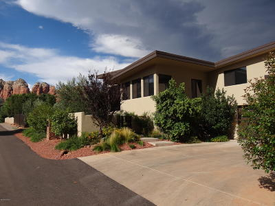 Sedona, Camp Verde, Cornville, Cottonwood, Lake Montezuma, Prescott, Prescott Valley, Rimrock Single Family Home For Sale: 130 Grasshopper Lane