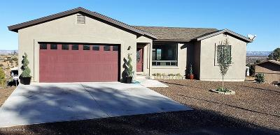 Cottonwood Single Family Home For Sale: 2459 Lariat Circle