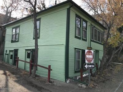 Jerome Single Family Home For Sale: 665 Verde Ave