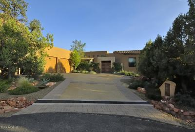 Sedona Single Family Home For Sale: 430 Acacia Drive