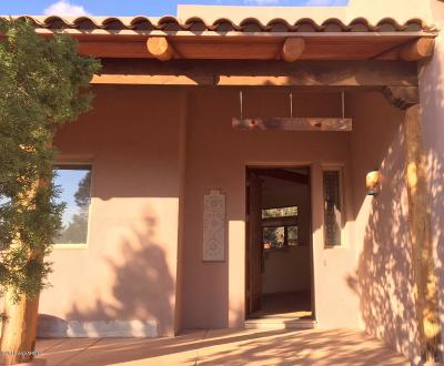 Sedona Single Family Home For Sale: 60 Painted Canyon Drive