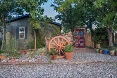 Sedona Single Family Home For Sale: 360 Elmersville Rd