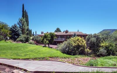 Sedona Single Family Home For Sale: 35 Sandrock Rd