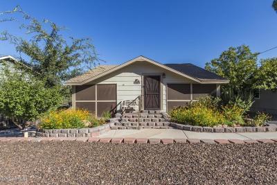 Rimrock Single Family Home For Sale: 3800 E Montezuma Ave
