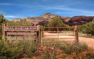 Sedona Residential Lots & Land For Sale: 145 Bear Mountain Rd