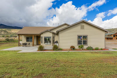 Camp Verde Single Family Home For Sale: 455 E Flint Knap Way