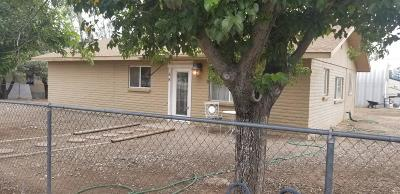 Yavapai County Single Family Home For Sale: 55 S 14th St