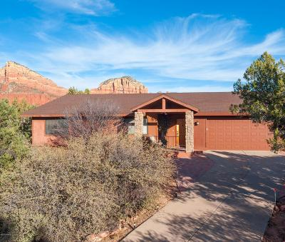 Sedona Single Family Home For Sale: 80 Yonder Lane