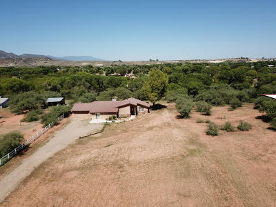Camp Verde Single Family Home For Sale: 1774 S Fort Apache Rd