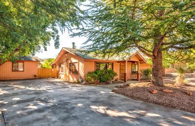 Sedona Single Family Home For Sale: 60 Rain Trail Rd