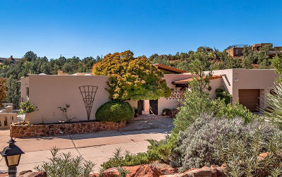 Sedona Single Family Home For Sale: 1565 Cline Rd