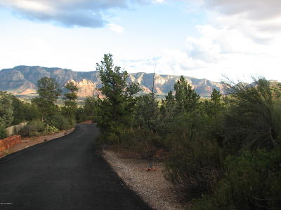 Sedona Residential Lots & Land For Sale: 1563 Cline Rd