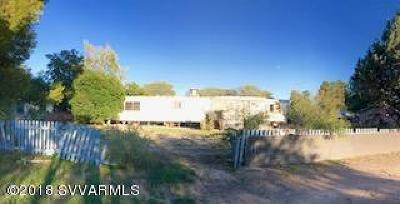 Camp Verde Residential Lots & Land For Sale: 2871 S Cypress Drive