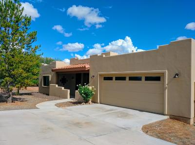 Yavapai County Single Family Home For Sale: 2135 S Aspaas Rd