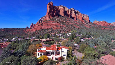 Sedona AZ Single Family Home For Sale: $925,000