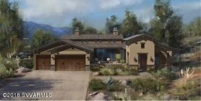 Sedona AZ Single Family Home For Sale: $994,980