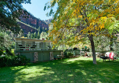 Sedona Single Family Home For Sale: 720 Staggs Loop Drive
