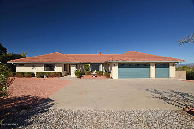 Cottonwood AZ Single Family Home For Sale: $428,500