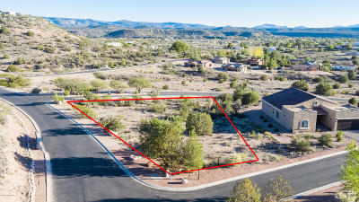 Rimrock AZ Residential Lots & Land For Sale: $65,000
