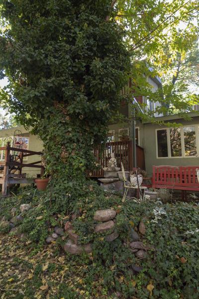 Sedona Single Family Home For Sale: 255 Bear Wallow Lane