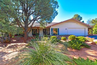 Sedona Single Family Home For Sale: 190 San Patricio Drive