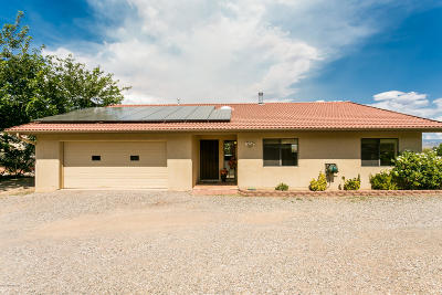 Cottonwood AZ Single Family Home For Sale: $267,500