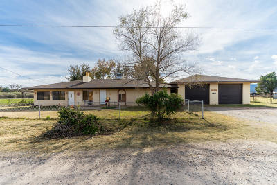 Camp Verde Single Family Home For Sale: 153 W Kachina Lane
