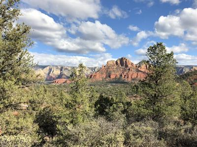Sedona Residential Lots & Land For Sale: 12 Pinnacle Way