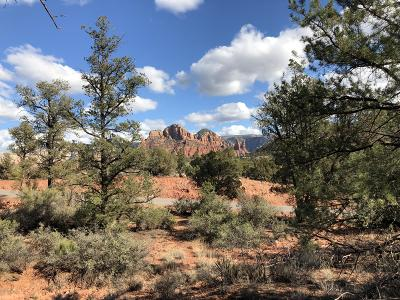Sedona Residential Lots & Land For Sale: 80 Hilltop Rd
